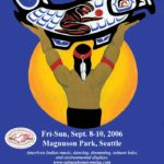 Salmon Homecoming 2006 event poster