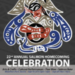 Salmon Homecoming 2014 event poster
