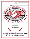 cover of Salmon Homecoming student activity book
